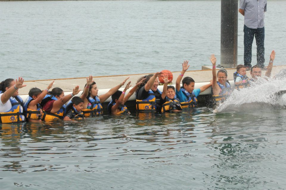 Instituto Onirica visits Dolphin Discovery Los Cabos