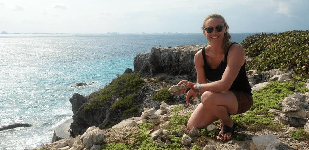 Cassandra De Pecol visited Dolphin Discovery